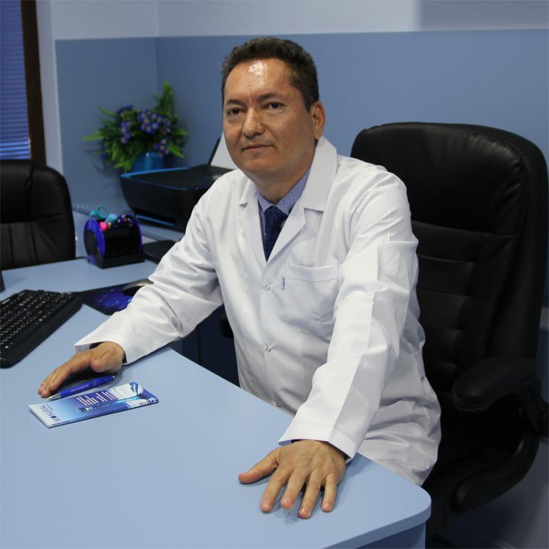 Доц. д-р Тошо Ганев – д.м.
